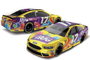 Ricky Stenhouse Jr #17 1/64th 2018 Lionel Little Hugs Fruit Barrels Ford Fusion