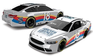 Nascar Hall of Fame Class of 2018 1/64th 2018 Lionel Ford Fusion