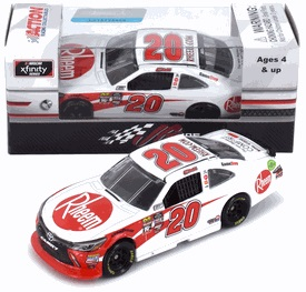Christopher Bell #20 1/64th 2018 Lionel Rheem Toyota Camry