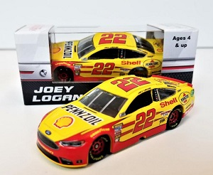Joey Logano #22 1/64th 2018 Lionel Shell Pennzoil Ford Fusion