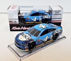 Kevin Harvick #4 1/64th 2018 Lionel Busch Beer Ford Fusion