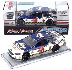 Kevin Harvick #4 1/64th 2018 Lionel Busch Beer Darlington Ford Fusion