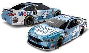Kevin Harvick #4 1/64th 2018 Lionel Busch Light  Beer/Mobil 1 Ford Fusion