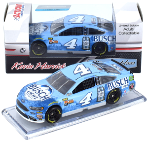 Kevin Harvick #4 1/64th 2018 Lionel Busch Light  Beer Ford Fusion
