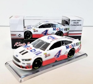 Kevin Harvick #4 1/64th 2018 Lionel Mobil 1 Ford Fusion