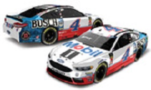 Kevin Harvick #4 1/64th 2018 Lionel Mobil 1/Busch Light  Ford Fusion