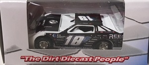 Scott Bloomquist #18 1/64th 2017 ADC 1997 Throwback dirt late model