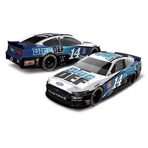 Clint Bowyer #14 1/64th 2019 Lionel Blue Def Mustang