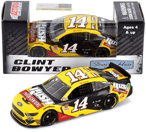 Clint Bowyer #14 1/64th 2019 Lionel Rush Truck Centers Mustang