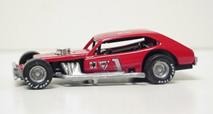 Geoff Bodine #1 1/64th  Dick Armstrong custom built Pinto