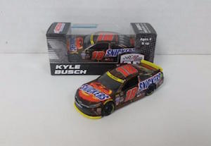 Kyle Busch #18 1/64th 2016 Lionel Snickers Halloween Toyota Camry