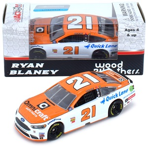 Ryan Blaney #21 1/64th 2017 Lionel Omnicraft Ford