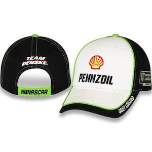 Joey Logano #22 2019 Pennzoil NASCAR Monster Energy Cup Championship hat
