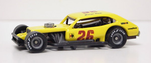 George Kent  The Duke #26 1/64th custom-built Pinto modified