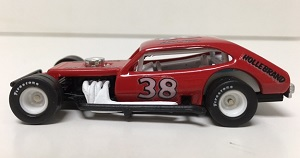 Jerry Cook #38 1/64th custom built Pinto modified