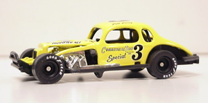 Pete Corey #3 1/64th  ERTL coupe modified