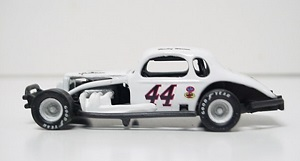Bentley Warren #44 1/64th custom-built modified coupe
