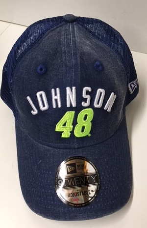 Jimmie Johnson #48 2018 New Era Rugged Team  hat