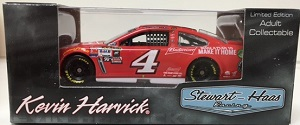 Kevin Harvick #4 1/64th 2015 Lionel Budweiser Make a Plan Chevy SS