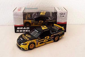Brad Keselowski #2 1/64th 2017 Lionel Alliance Ford Fusion