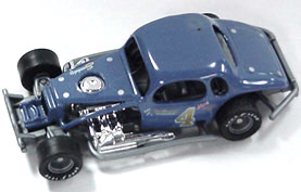 Ted Hairfield #4 1/64th scale modified coupe