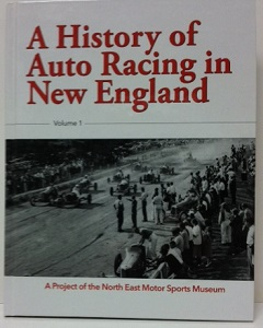 A History of Auto Racing in New England book Vol. 1