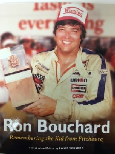 Ron Bouchard; Remembering the Kid from Fitchburg by Bones Bourcier book
