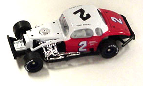 Frankie Schneider #2 1/64th scale modified coupe