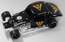 Wild Bill Slater #V8  1/64th scale modified coupe