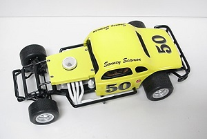 Sonney Seamon #50 1/24th scale custom-built modified coupe