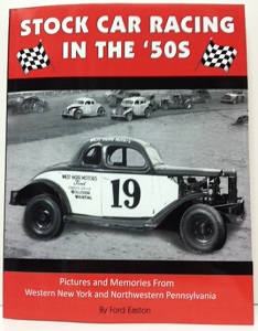 Stock Car Racing in the '50s by Ford Easton