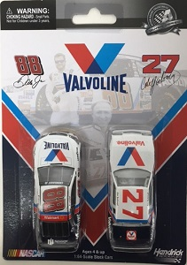 Dale Earnhardt Jr #88 #27 Cale Yarborough1/64th 2016 Lionel Valvoline Chevy SS #27 Buick