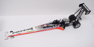 Shelly Anderson 1/24th 1995 ARC Westerm Auto top fuel