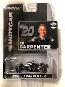 Ed Carpenter #20 1/64th 2020 Greenlight US Space Force Indycar