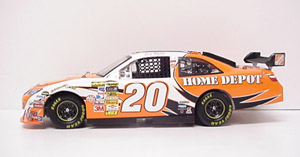 Joey Logano #20 1/24th 2010 ARC Home Depot Camry