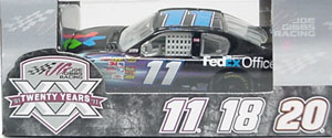 Denny Hamlin #11 1/64th 2011 Lionel FedEx Office Toyota