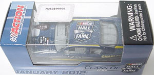 Glen Wood #12 1/64th 2011 NASCAR Hall of Fame Induction Ford Fusion