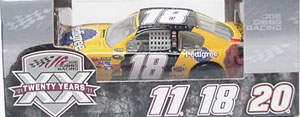 Kyle Busch #18 1/64th 2011 Lionel Pedigree Camry
