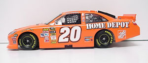 Joey Logano #20 1/24th 2011 Lionel Home Depot Toyota