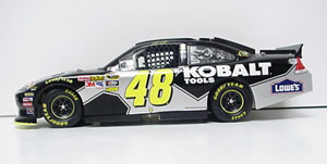 Jimmie Johnson #48 1/24th 2011 Lionel Kobalt Impala