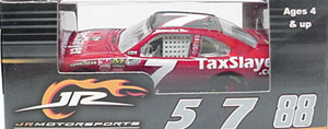 Josh Wise #7 1/64th 2011 Lionel Taxslayer.com Nationwide Impala
