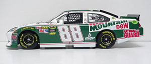 Dale Earnhardt Jr #88 1/24th 2011 Lionel Diet Mt. Dew Retro Impals