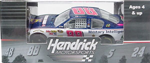 Dale Earnhardt Jr #88 1/64th 2011 Lionel National Guard Military Intelligence