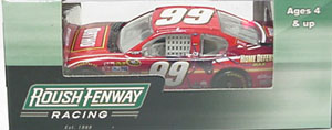 Carl Edwards #99 1/64th 2011 Lionel Ortho Fusion