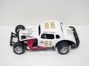 Dick Fowler #11 1/24TH scale Custom built coupe modified