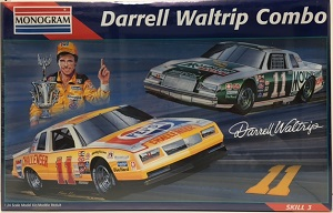 Darrell Waltrip #11 1/24th  Mt. Dew Buick Pepsi Monte Carlo Monogram model car kit