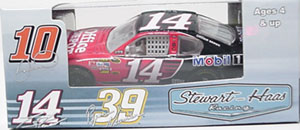 Tony Stewart #14 1/64th 2012  Lionel Office Depot Impala