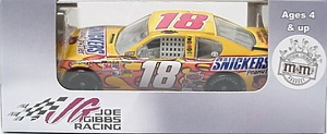 Kyle Busch #18 1/64th 2012 Lionel Snickers Peanut Butter Squared Toyota