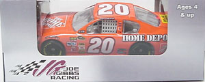 Joey Logano #20 1/64th 2012 Lionel Home Depot Toyota