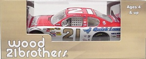Trevor Bayne #21 1/64th 2012 Lionel Motorcraft Ford